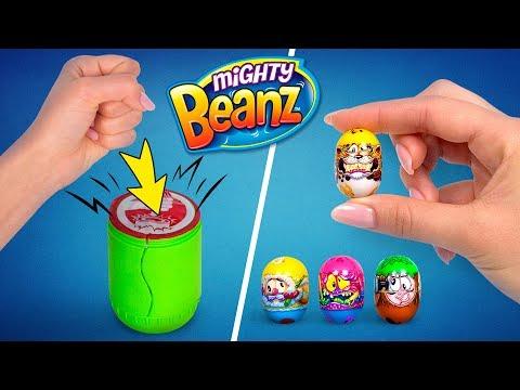 Super Slime Sam Y Mighty Beanz