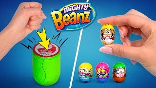 Super Slime Sam y Mighty Beanz