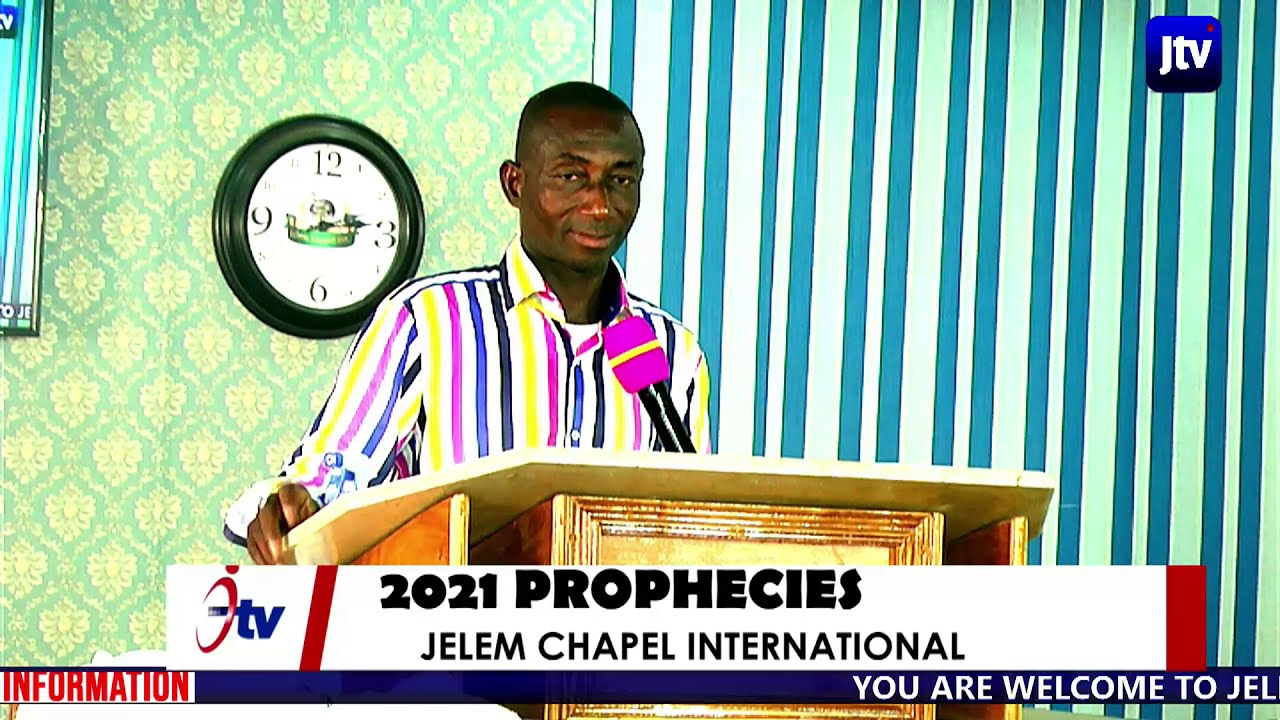 Download GHANA WAKE UP, LISTEN TO WHAT THE PROPHET SAID ABOUT VIP BUS BY APOSTLE RICHARD KWAME OWUSU