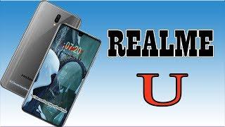 RealMe U - Launch Date in India, Mediatek Helio P70, Price, Specifications
