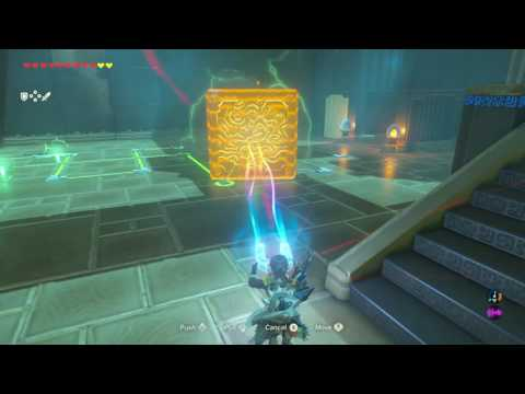 how to get into gerudo town botw