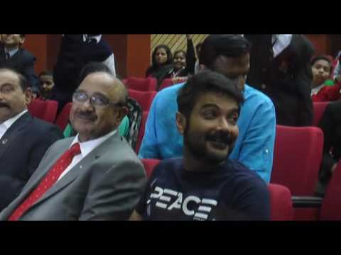 Prosenjit Chatterjee Actor in Bangla industry Rotary Club Program