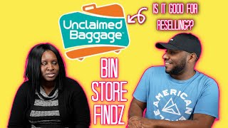 We Visited The Countrys Only Unclaimed Baggage Center AND Bin Lucky On The SAMEDAY! What Did We Find