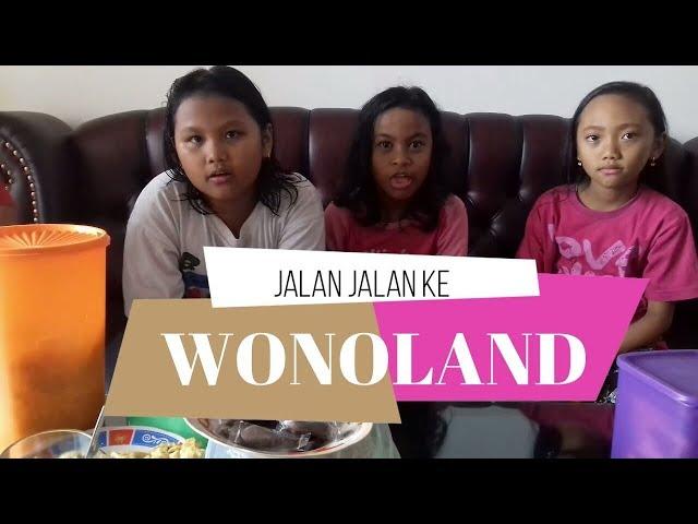 WONOLAND 2018 : tempat wisata terbaru di wonosobo