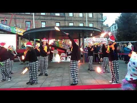 Cool tricks with modo circus