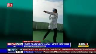 Aksi Joget Menteri Susi Jadi Viral di Medsos