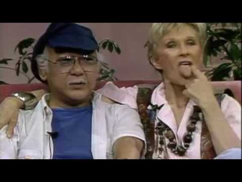 Cloris Leachman and Pat Morita talk about their work and friendship