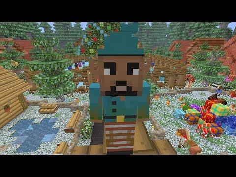 Minecraft Xbox - Murder Mystery - Night Before Christmas (2)