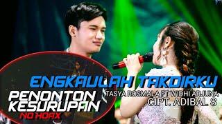 Download Lagu DUET BIKIN KESURUPAN NO HOAX😯TASYA ROSMALA FT WIDHI ARJUNA - ENGKAULAH TAKDIRKU - NEW PUTRA RAFLI mp3