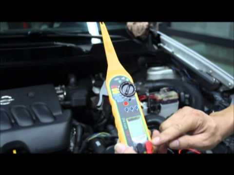 auto circuit tester instructions chinese youtube rh youtube com
