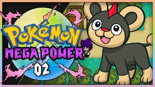 Pokemon Mega Power Part 2 - Free Stuff! Gameplay Walkthrough