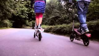 Space Scooter TV Spot Deutschland