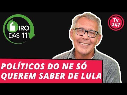 Políticos do NE só querem saber de Lula