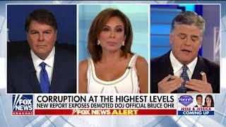 Hannity Pirro and Jarrett on Robert Mueller Probe