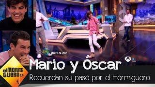 El vacile de Mario Casas y Pablo Motos a Óscar Casas - El Hormiguero 3.0
