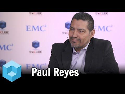 Paul Reyes, Energy Future Holdings   EMC World 2016