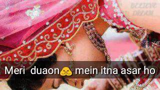 Sad Heart Touching Whatsapp Status    Meri Duao Me Itna - Apne
