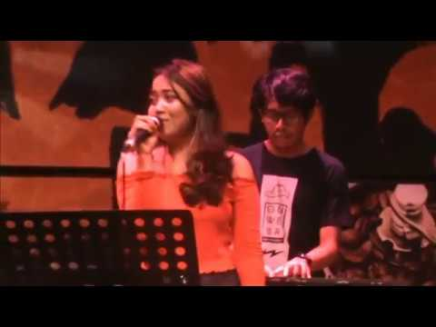 Shape Of You - Ed Sheeran , Cover Song By Lia Magdalena With Glassymusic, Jogja Indonesia