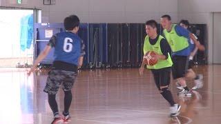 カベの向こうに(6)バスケット愛媛選抜男子チーム・愛媛新聞