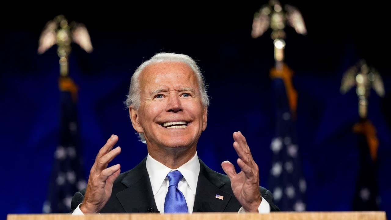 Joe Biden doesn't know 'where a sentence begins or ends'