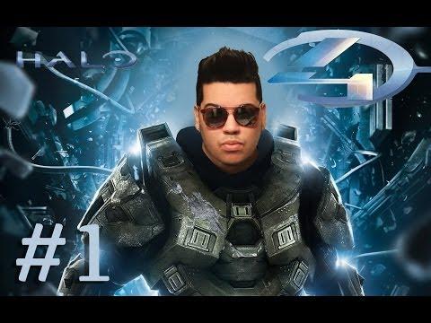 Halo 4: Cha Cha Slide - Part 1