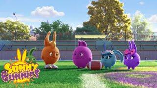 Cartoons für Kinder | SUNNY BUNNIES - Neuer Sport Stiefel | Neue Folge | Staffel 4 | Cartoon