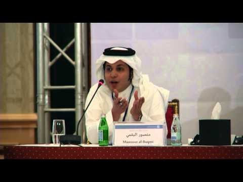 The Future of US-GCC Relations - The Arab World and the US conf.
