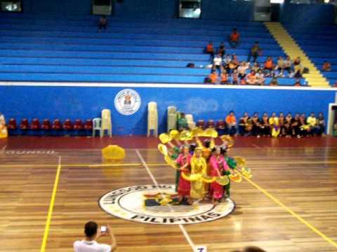 District IV Fan Dance