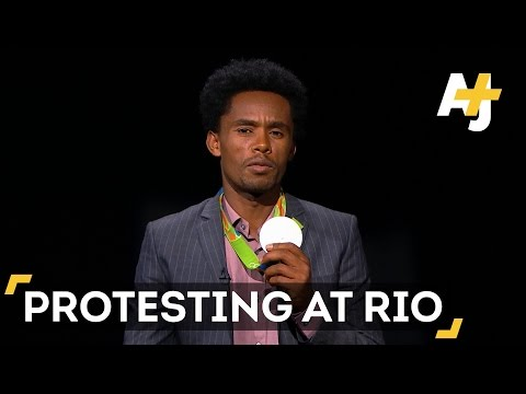 Ethiopian Olympic Medalist Faces Death For Protest