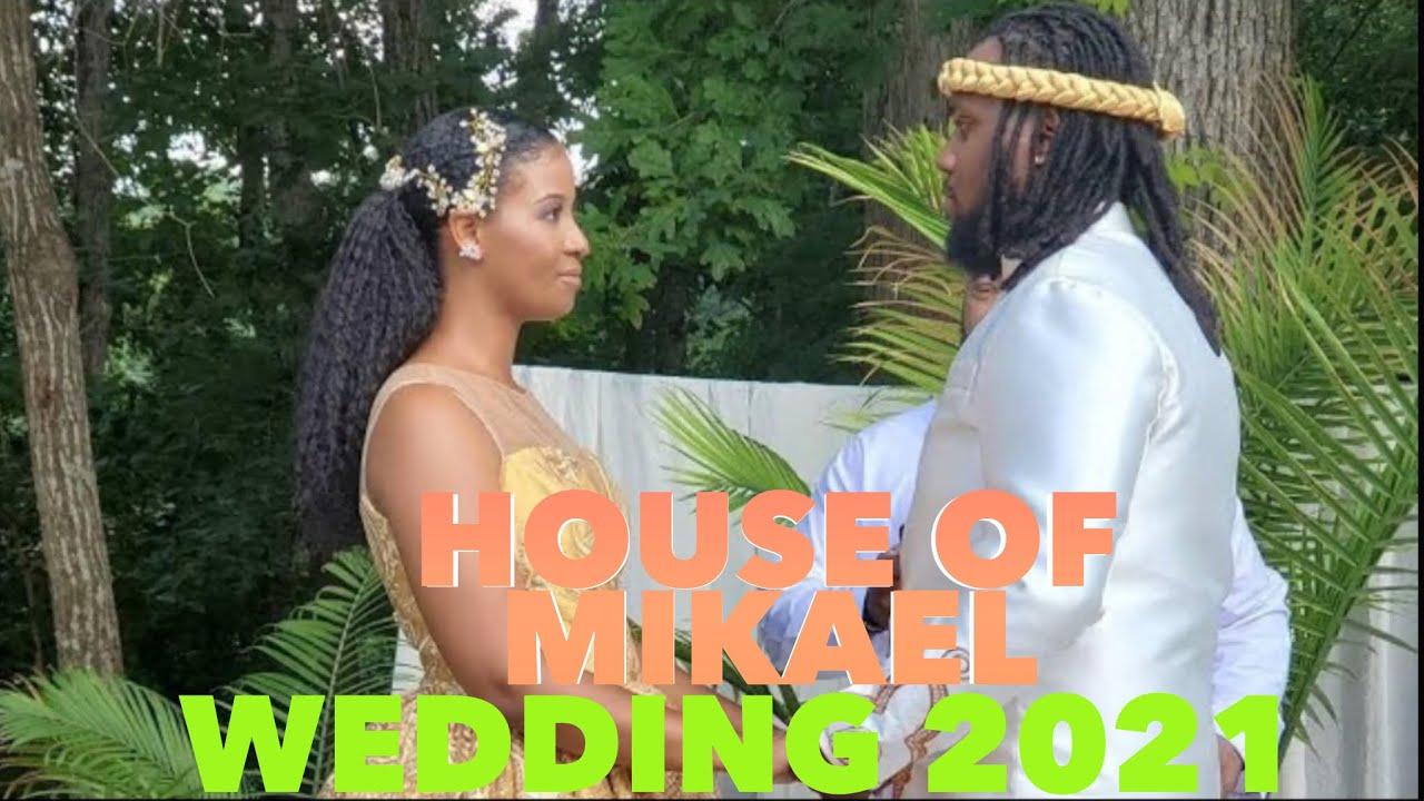 OUR AFRICAN-HEBREW WEDDING 2021