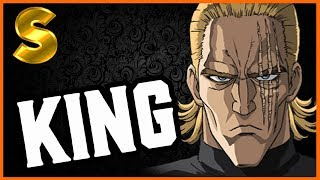 S CLASS: KING - One Punch Man Discussion