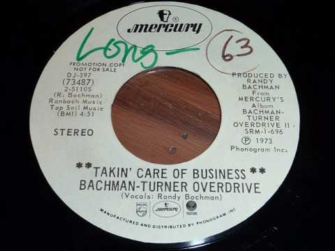 "Bachman-Turner Overdrive (BTO) ""Takin"