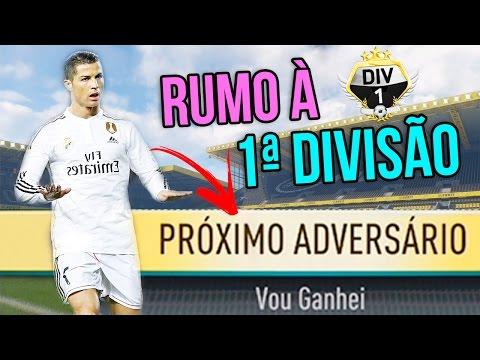 BAIXA A BOLA AÍ SEU BOÇAL - Rumo à Primeira #5 - FIFA 17
