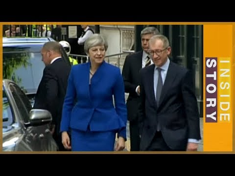 Inside Story - Inside Story - How long can Britain's May cling to power?