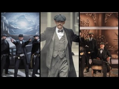 How To Dress and Look Exactly Like Arthur Shelby From ...