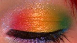 Easy Rainbow Eyes