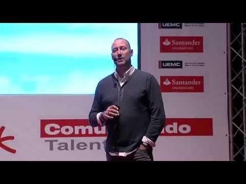 UEMCtalk - Pedro García Aguado
