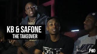 P110 - Safone Ft. KB (3rd Side) - The Takeover #SafDoneDis [Hood ]