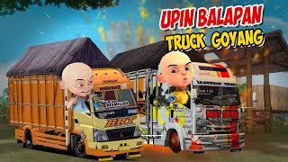 Download Upin ipin Balapan Truck Goyang , ipin senang ! GTA Lucu