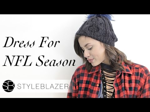 Kickoff NFL Fashion: How To Dress For A Football Game