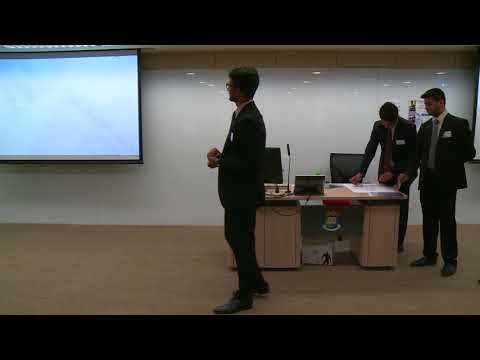 2017 Round 2 University of Dhaka - HSBC/HKU Asia Pacific Business Case Competition