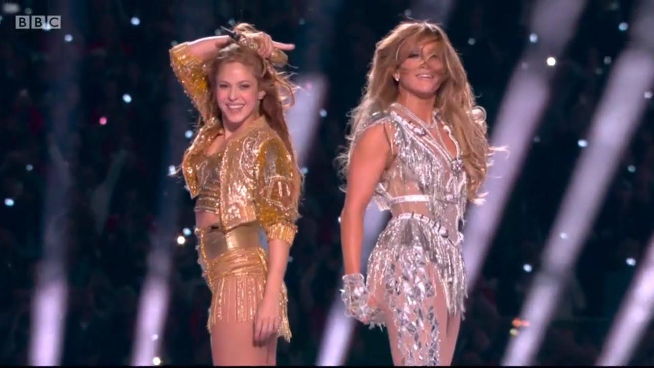 Super Bowl 2020 Halftime Show - Shakira + Jlo