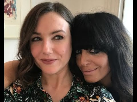In The Bathroom With Claudia Winkleman Part Two