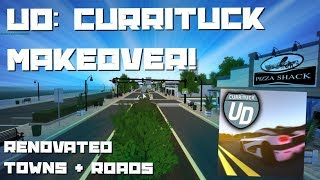 ROBLOX - UD: CURRITUCK MAKEOVER! (ULTIMATE DRIVING UPDATE)