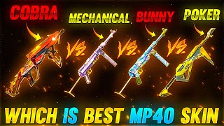 WHICH IS BEST MP40 SKIN
