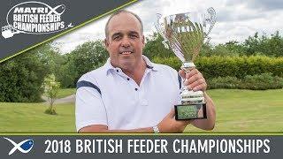 *** Coarse & Match Fishing TV *** Matrix British Feeder Championships 2018