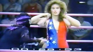 Susie Spirit & Americana vs. Princess of Darkness & Dementia, Pt. 1