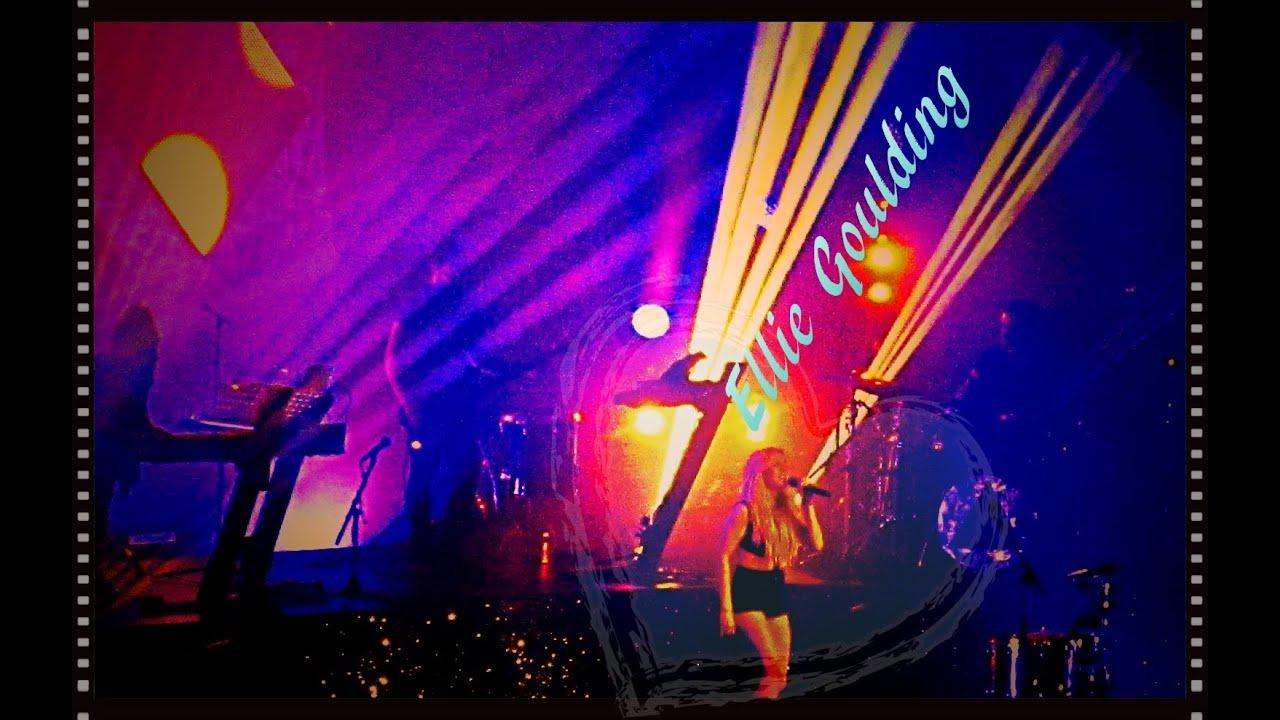 Ellie Goulding Concert In Madison Square Garden YouTube