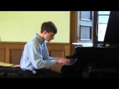 Haddington PianoViolin Pupil Concert  W Hodges