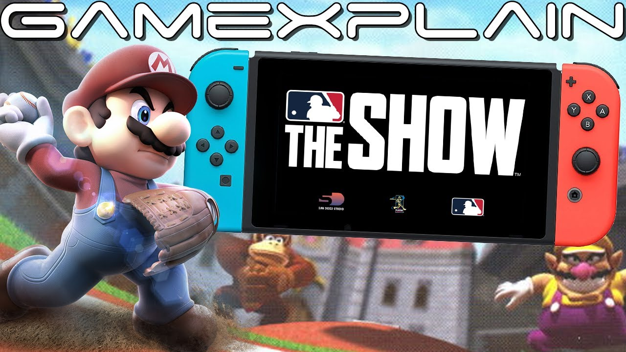 Nintendo Teases MLB: The Show Coming to Switch (Developed By Sony!)